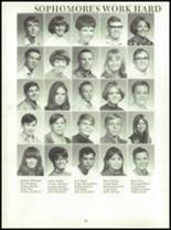 1969 Coconino High School Yearbook Page 80 & 81