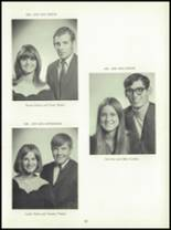 1969 Coconino High School Yearbook Page 84 & 85