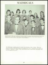 1969 Coconino High School Yearbook Page 104 & 105