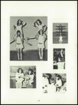 1969 Coconino High School Yearbook Page 122 & 123