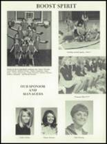 1969 Coconino High School Yearbook Page 126 & 127