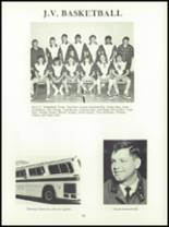 1969 Coconino High School Yearbook Page 154 & 155