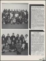 1993 Franklin High School Yearbook Page 124 & 125