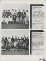 1993 Franklin High School Yearbook Page 126 & 127