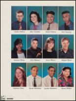 1993 Franklin High School Yearbook Page 156 & 157