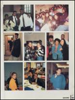 1993 Franklin High School Yearbook Page 166 & 167