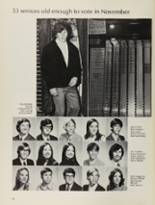 1973 Palatine High School Yearbook Page 38 & 39