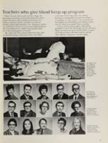 1973 Palatine High School Yearbook Page 54 & 55