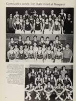 1973 Palatine High School Yearbook Page 72 & 73