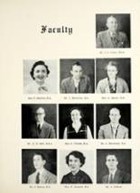 1954 Port Perry High School Yearbook Page 16 & 17