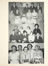 1954 Port Perry High School Yearbook Page 50 & 51