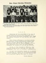 1954 Port Perry High School Yearbook Page 58 & 59