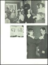 1968 Academy of Notre Dame Yearbook Page 10 & 11