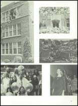 1968 Academy of Notre Dame Yearbook Page 14 & 15