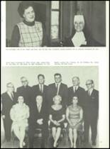 1968 Academy of Notre Dame Yearbook Page 20 & 21