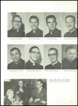 1968 Academy of Notre Dame Yearbook Page 22 & 23