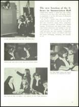 1968 Academy of Notre Dame Yearbook Page 24 & 25
