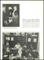 1968 Academy of Notre Dame Yearbook Page 30 & 31