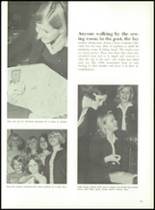 1968 Academy of Notre Dame Yearbook Page 34 & 35
