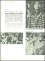 1968 Academy of Notre Dame Yearbook Page 38 & 39