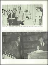 1968 Academy of Notre Dame Yearbook Page 42 & 43
