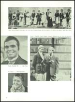 1968 Academy of Notre Dame Yearbook Page 44 & 45