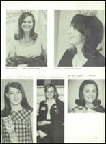 1968 Academy of Notre Dame Yearbook Page 50 & 51
