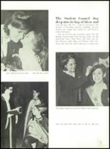 1968 Academy of Notre Dame Yearbook Page 54 & 55