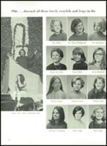 1968 Academy of Notre Dame Yearbook Page 66 & 67