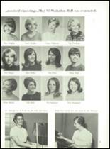 1968 Academy of Notre Dame Yearbook Page 68 & 69