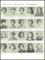 1968 Academy of Notre Dame Yearbook Page 70 & 71