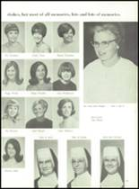 1968 Academy of Notre Dame Yearbook Page 72 & 73