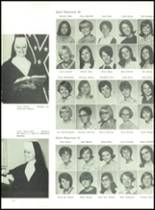 1968 Academy of Notre Dame Yearbook Page 74 & 75