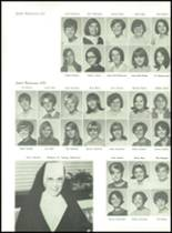 1968 Academy of Notre Dame Yearbook Page 76 & 77