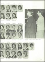 1968 Academy of Notre Dame Yearbook Page 80 & 81