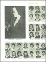 1968 Academy of Notre Dame Yearbook Page 82 & 83