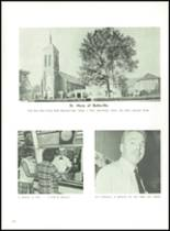 1968 Academy of Notre Dame Yearbook Page 94 & 95