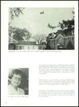 1968 Academy of Notre Dame Yearbook Page 100 & 101