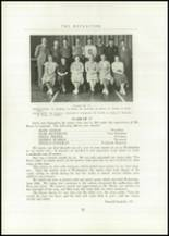 1936 Gilboa-Conesville Central High School Yearbook Page 24 & 25