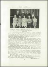 1936 Gilboa-Conesville Central High School Yearbook Page 44 & 45