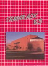1985 Yearbook North Central High School