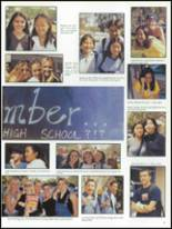 2000 University High School Yearbook Page 12 & 13