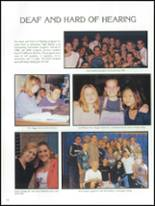 2000 University High School Yearbook Page 16 & 17
