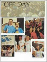 2000 University High School Yearbook Page 20 & 21