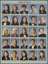 2000 University High School Yearbook Page 58 & 59