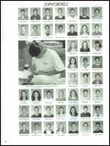 2000 University High School Yearbook Page 88 & 89