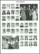 2000 University High School Yearbook Page 90 & 91