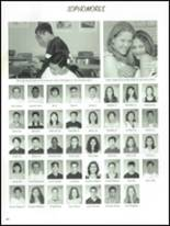 2000 University High School Yearbook Page 92 & 93