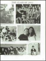 2000 University High School Yearbook Page 116 & 117