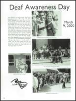 2000 University High School Yearbook Page 138 & 139